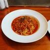 ニシキ ダイニング - 料理写真:パスタ 鴨ひき肉のトマトソース♪