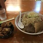 鶏だしらーめん蒼生 - 料理写真:料理