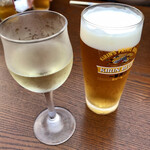 豆水楼 - なまびーと丹波ワイン
