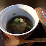 豆水楼 - 道明寺的な