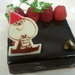Cafe AZZURRO - クリスマスケーキ ジングルベル