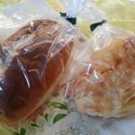 旭ベーカリー - 料理写真:本日のお買い上げ