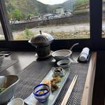 奥津荘 - 料理写真: