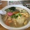 みさき食堂 - 料理写真:浜ラーメン