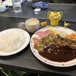 レストラン・マルマン - ライトランチ 620円(税込)