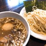 麺屋 茅根 - 料理写真:つけ麺(中)