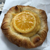 フジイパン - 料理写真:オレンジフロマージュ ¥220 久しぶりに感動したパン(o^^o) こんな層のきめ細やかなクロワッサン生地は初めて!甘さと酸味のバランスも絶妙!