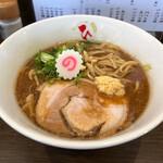 自家製麺 麺や ひなた - 料理写真:
