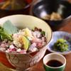 森メシ - 料理写真:あじ彩丼(1,280円)