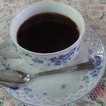 虹色キッチン - アフターコーヒーは170円