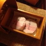 15565812 - 部屋のお茶菓子
