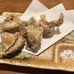 味峯 - 地鶏の唐揚げ