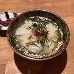 味峯 - 明太子茶漬け