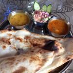 インド・パキスタン料理 アルバラカ - 料理写真: