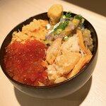 鮨らぁー麺 釣りきん - 料理写真: