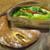 ブーランジェリー ファヴール - 料理写真:自家製ベーコンとクリームチーズ、無添加の自家製ウインナードッグ