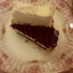 15567486 - ダブルチーズケーキ、生チョコレートのタルト