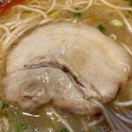 玉 赤備 - 焼豚はトロトロでうまし♪(^^