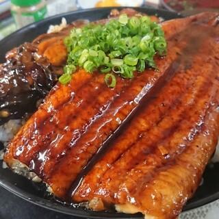 味政 - 料理写真:特大うな丼