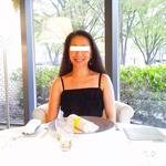 キュイジーヌ[s] ミッシェル・トロワグロ - 窓際の明るい席にて