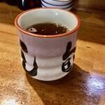 すし旬 - お茶