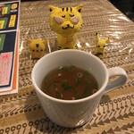 遠東 - 最初にスープ