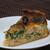 キッシュ&ビストロ トルネラパージュ - 料理写真:サーモンとほうれん草のキッシュアップ