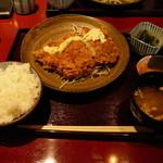 ゆるり屋 - タルタルチキン竜田揚げ