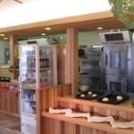ベーカリー MIKI - 厨房風景