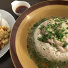カメイノ食堂 - 料理写真:汁だく 海南鶏飯