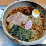 Oomiyataishouken - 冷製煮干しそば 950円 ♪