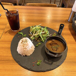 渋谷 カフェ&テラス BBQ Noan -