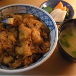 天米 - かき揚げ丼