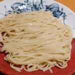中華そば うえまち - 麺アップ