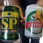 15572232 - パプアニューギニアのビール,SP と EXPORT