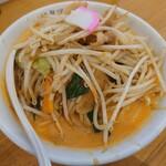 極濃湯麺 フタツメ - 料理写真: