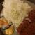 とん久 - 料理写真:ヒレカツ
