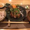 ミツバチ食堂 - 料理写真:天恵美豚やわらかロースト和風玉ネギソース