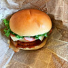 ビッツ - 料理写真:ベーコンチーズバーガー530円税込