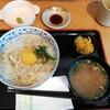 矢板北PA上り線 軽食・フードコート - 料理写真:いか漬け丼 630円