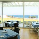アクアマーレ - 海を眺めながらのお食事 新鮮な食材が味わえます