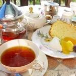 ルイーズ - 柚子シフォンと紅茶