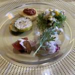 リストランテ ラヴィータ - 料理写真:前菜盛り合わせ