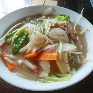 はるき屋 - 料理写真:チャンポン