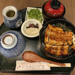 ひつまぶし 稲生 - ひつまぶし(2980円)