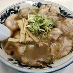ぺーぱん - 料理写真:醤油チャーシューメン1000円