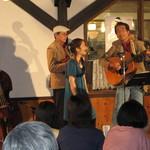 出石 城山ガーデン - パーティでの一コマ。地元のバンドだけでなく、遠方より公演に来ていただくことも!?