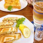 ジョイント喫茶 - 料理写真: