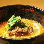 想吃担担面 - 【8月限定】超濃厚担担麺~プレミアム担担麺~