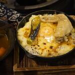 和洋食道 Ecru - 料理写真:南部カレーセット 990円